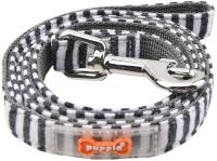 Поводок Puppia Naunet / PASA-AL1607-MG-M (серый) -