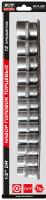 Набор головок слесарных AVS NG12-12M / A07828S -
