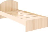 Односпальная кровать Rinner Веста 90x200 (дуб млечный) -