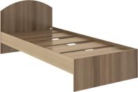 Односпальная кровать Rinner Веста 90x200 (шимо темный) -