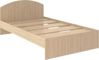 Полуторная кровать Rinner Веста 120x200 (шимо светлый) -
