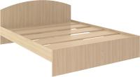 Двуспальная кровать Rinner Веста 160x200 (шимо светлый) -