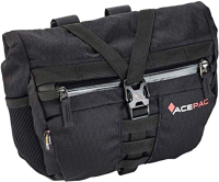 Сумка велосипедная Acepac Bar Bag / 121002 (черный) -