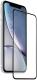 Защитное стекло для телефона Volare Rosso Fullscreen Full Glue для iPhone XR/11 (черный) -