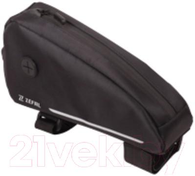 Сумка велосипедная Zefal Z Adventure T1 / 7004 (черный)