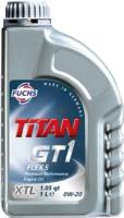 Моторное масло Fuchs Titan GT1 Flex 5 0W20 / 601446481 (1л) -