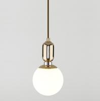 Потолочный светильник Евросвет Bubble 50151/1 (золото) -