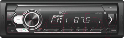 Бездисковая автомагнитола ACV AVS-912BW