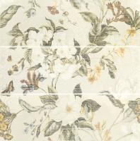 Панно Gracia Ceramica Giardino Olive Panno 01 (750x750) -