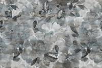 Панно Gracia Ceramica Lauretta Black Panno 01 (600x900) -