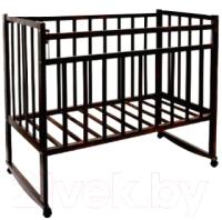 Детская кроватка VDK Magico Mini / Кр1-02м (венге) -