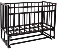 Детская кроватка VDK Magico Mini / Кр1-03м (венге) -