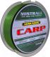 Леска монофильная Mistrall Admunson Camou Carp 0.22мм 250м / ZM-3332122 -