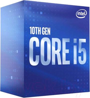 Процессор Intel Core i5-10400 Box