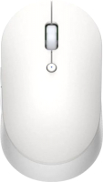 Мышь Xiaomi Mi Dual Mode Wireless Mouse Silent Edition / HLK4040GL (белый) -