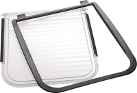 Запасная дверь для откидной дверцы Ferplast Kit 408 For Swing 15 Flap / 72126112 -