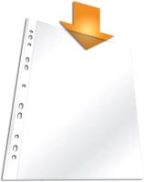 Файл-вкладыш Durable Стандарт А4 / 265919 (100шт) -