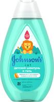 Шампунь-гель детский Johnson's Baby Шампунь и гель 2 в 1 (300мл) -