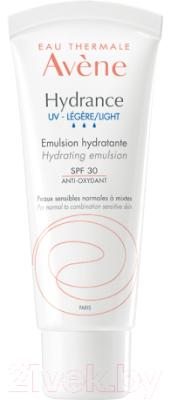 Эмульсия для лица Avene Hydrance UV Legere SPF30 недорого
