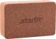Блок для йоги Starfit FA-102 -