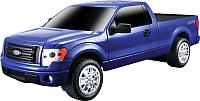 Радиоуправляемая игрушка Maisto Форд F150 STX / 81142 (синий) -