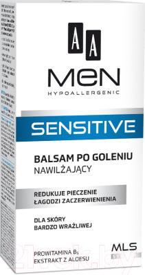Лосьон после бритья AA Men Sensitive увлажняющий (100мл)