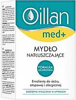 Мыло твердое Oillan Med+ питательное (100г) -