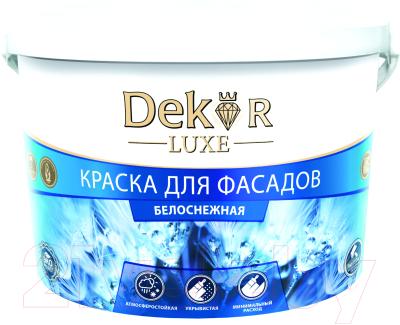 Краска Dekor ВД-АК 111