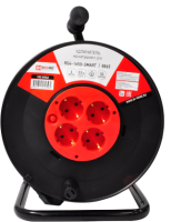 Удлинитель на катушке INhome RG4-1650-SMART / 4690612010595 -