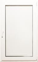 Окно ПВХ Добрае акенца Поворотно-откидное 3 стекла (1100x700) -