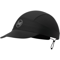 Бейсболка Buff Pack Run Cap R-Solid Black (119505.999.10.00) -