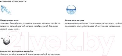 Вода для лица Planet SPA Altai Серебряная (90мл)