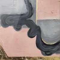 Авторская картина ХO-Gallery Песочные часы / КХ-2020-001 -