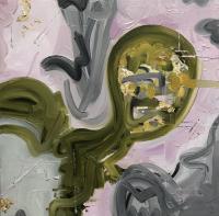 Авторская картина ХO-Gallery Новая жизнь / КХ-2020-003 -