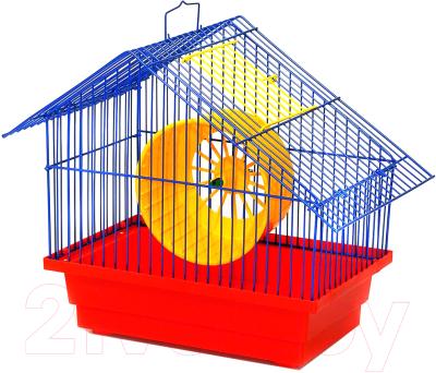 Клетка для грызунов Лори Хатынка