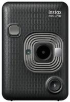 Фотоаппарат с мгновенной печатью Fujifilm Instax Mini LiPlay (Dark Gray) -