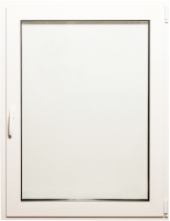 Окно ПВХ Добрае акенца С поворотно-откидной створкой 2 стекла (1100x900) -