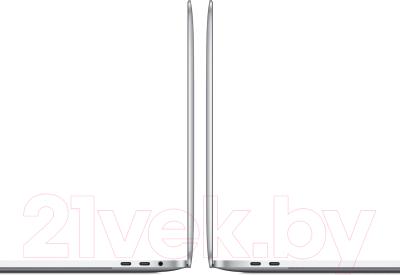 "Ноутбук Apple MacBook Pro 13"" Touch Bar 2020 512GB / MXK72 (серебристый)"