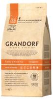 Корм для кошек Grandorf Turkey&Rice Sterilised (2кг) -