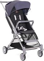 Детская прогулочная коляска Babyzz Prime (темно-синий) -