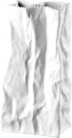 Ваза Rosenthal Bag Vases / 14146-100102-29429 (22см, белый матовый) -