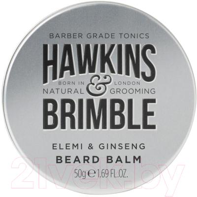 Бальзам для бороды Hawkins & Brimble Elemi & Ginseng Beard Balm (50г)
