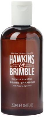 Шампунь для бороды Hawkins & Brimble Elemi & Ginseng Beard Shampoo (250мл)