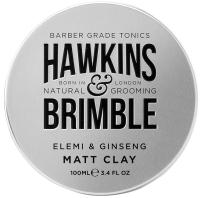 Глина для укладки волос Hawkins & Brimble Elemi & Ginseng Matt Clay (100мл) -