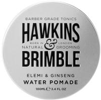Паста для укладки волос Hawkins & Brimble Elemi & Ginseng Water Pomade (100мл) -