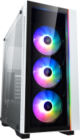 Корпус для компьютера Deepcool Matrexx 55 V3 ADD-RGB WH 3F (DP-ATX-MATREXX55V3-AR-WH-3F) -