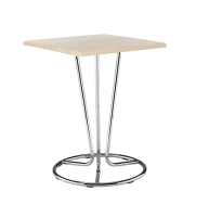 Обеденный стол Nowy Styl Pinacolada Alu 80x80 -