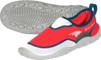 Тапки для плавания Aqua Sphere Beachwalker RS FM137090638 (белый/красный, р-р.38) -