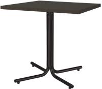 Обеденный стол Nowy Styl Karina 80x80 (черный) -
