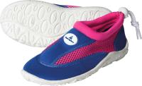 Тапки для плавания Aqua Sphere Cancun Royal / FW029422137 (синий/розовый, р-р.37) -
